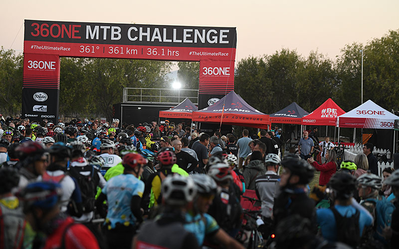 The 36One Mountain Bike Challenge