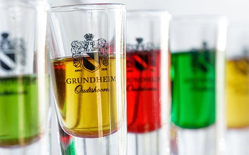 Grundheim Wines Oudtshoorn